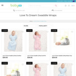 Love to Dream Swaddles 2 for $60 or $39.95 Each @ Babyco