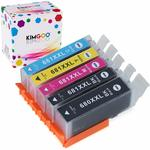 Kimgoo Compatible Canon PGI-680XXL CLI-681XXL Ink Cartridges $43 Delivered (20% off) @ JINXI Amazon AU