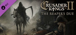 [PC] Free DLC - Crusader Kings II: The Reaper's Due (Was $14.50) @ Steam