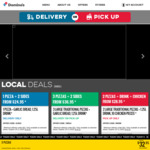 Large Value Pizza $3.95 Pick up @ Domino's Pizza (till 5pm Local Time)