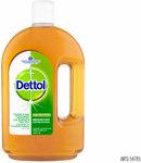 Dettol Antiseptic Disinfectant Classic 750ml $11 + $6.95 Postage @ Catch