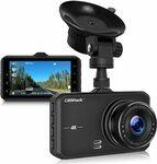 Campark 4K Dash Cam /w 3 Inch LCD, G-Sensor, Night Vision $53.99 Delivered (40% off) @ Campark Direct via Amazon AU