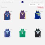 $80 Selected Mitchell & Ness Swingman Jerseys (46% off) @ Urban Street Gear