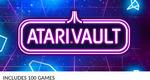 [PC] Steam - Atari Vault (100 Atari games) $1.45/ Dark Souls III $12.23/DS III Deluxe $16.65 - Fanatical