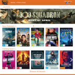 1 Free Movie When You Rent 2 Movies in One Transaction @ Video Ezy
