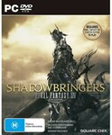 [PC, PS4] Final Fantasy XIV: Shadowbringers $19.98 (PC), $25 (PS4) + Delivery (Free C&C) @ EB Games
