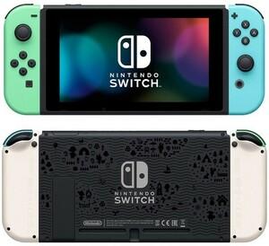 animal crossing switch console australia