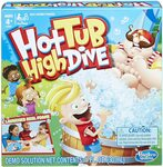Hot Tub High Dive - Action Board Game with Bubbles $9.03 + Delivery ($0 w/ Prime/ $39 Spend) @ Amazon AU