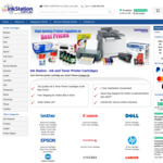 20% off Compatible Ink and Toner Cartridges @ InkStation