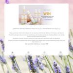 Win a Wellness Pack Worth from $569.80 from Savsant