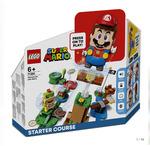 LEGO Super Mario Adventures with Mario Starter Course 71360 $63 @ Target