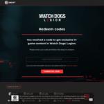 [PC] UPlay/Epic - Free - Watch Dogs: Legion: El Rubius Bundle DLC - UPlay Store