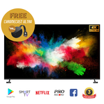 "Free Shipping on Bulky Items: TEAC 82"" UHD Smart TV + Free Google Chromecast Ultra $1526.40 Shipped with UNiDAYS @ Catch"