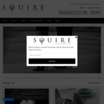 40% off All Full Priced Items @ Squire Shoes