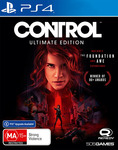 [PS4, PS5] Control Ultimate Edition $39.95 + Delivery @ The Gamesmen