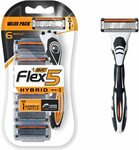 50% off BIC Shavers + Subscribe & Save 10% Additional Discount+ Delivery ($0 with Prime / $39 Spend) @ Amazon Australia