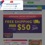 Free Shipping On Orders Over $1 @ Chemist Warehouse
