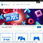 PlayStation Store January Sale up to 70% off - AC Valhalla (PS4/PS5) $69.96, PES 2021 Season Update (PS4) $19.97