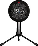 Blue Snowball Ice Black Condenser USB Microphone $77 + Delivery or Free C&C @ EB Games