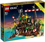 LEGO Ideas Pirates of Barracuda Bay $239.20 (20% off) @ David Jones
