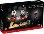 LEGO 43179 Disney Princess Mickey Mouse & Minnie Mouse Buildable Characters - $223.20 Delivered (RRP $279) @ David Jones