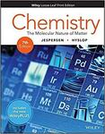 Chemistry: The Molecular Nature of Matter 7e (Paperback) $13.97 + Delivery ($3.90) (RRP $80+) @ Amazon US