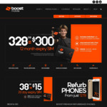 Boost 365-Day Prepaid Plan: Get 60GB Bonus Data When You Recharge Before Expiry Date