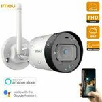Imou 1080P Full HD 2MP Wi-Fi IP67 Rated Outdoor IP Camera $39.99 Delivered @ imou_official_au eBay