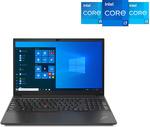 """ThinkPad E15 Gen 2 / 15.6"""" FHD / Gen11 Intel i5-1135G7 / 512GB SSD / 16GB RAM / Backlit / 1-Year Onsite Warranty / $955 @ Lenovo"""