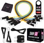 Shapex 13 PC Resistance Bands Set with Handles $42.50 (Was $49.99) Delivered @ ShapEx via Amazon AU