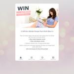 Win a $500 Eaden Sleepwear Voucher & $300 Adore Beauty Voucher from Eaden Sleepwear