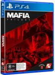 [PS4] Mafia: Trilogy $49 + Delivery ($0 C&C/ in-Store) @ JB Hi-Fi / Delivered @ Amazon AU
