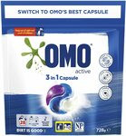 OMO Active 3 in 1 Capsule 28-Pack $11 ($9.90 S&S) + Delivery ($0 with Prime/ $39 Spend) @ Amazon AU