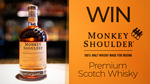 Win 1 of 6 Bottles of Monkey Shoulder Whiskey Worth $56 from Seven Network