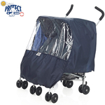 Protect-A-Bub Twin Universal All Weather Shield - Black/Clear $1 + Shipping (Free with Club Catch) @ Catch