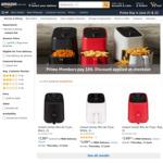 [Prime] Instant Vortex Mini Air Fryer 2L $99 Delivered @ Amazon AU