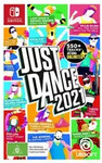 [Switch, Afterpay] Just Dance 2021 $29 (OOS), Burnout Paradise: Remastered $19 + $3.90 Delivery (Free w eBay Plus) @ Big W eBay