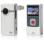 Cisco Flip Ultra HD 1hr GEN 2 Camcorder - White 50% off - $48.50 Instore Only