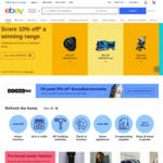 $5 off for Eligible Customers (No Minimum Spend) @ eBay AU
