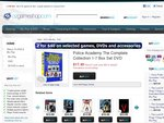 Police Academy The Complete Collection 1-7 Box Set DVD $17.49 with Free Delivery at OzGameShop