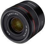 Samyang 45mm F1.8 AF Lens for Sony E-Mount $359.48 Delivered @ Amazon AU