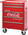 Coca-Cola Tool Cabinet 5 Drawer 27 Inch $290 + Delivery (Free C&C) @ Supercheap Auto