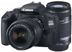 Canon EOS 600DTKIS 18MP Digital SLR Camera (Twin Lens Kit) for $754.80 Delivered @ JB Hi-Fi