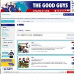 The Good Guys Online Game Sale E.g. Kid Icarus Uprising 3DS / Wii Sports Resort w/ Motion Plus Attachment $29 + $1 Delivery