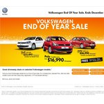 Volkswagen Golf Auto with On-Road Costs Paid and Metallic Paint for $23,490
