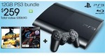 Sony 12GB PS3 Bundle $259 Pick up @ Target