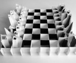 Pop-up Paper Chessboard, The Perfect Travel Companion You Can Make Yourself [FREE]