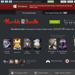 Humble Deep Silver Bundle - Pay What You Want