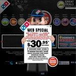 50% OFF Domino's Meatlovers (Pickup)
