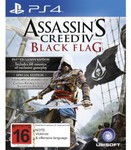 [PS4] Assassin's Creed IV Black Flag, Battlefield 4, Fifa 14 $47.50 Each + Delivery @ Dick Smith